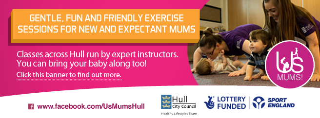 Us Mums, pregnancy and new mum fitness classes, Hull