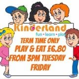 kinderland hull soft play