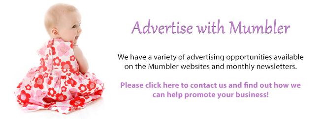 Homepage filler advert