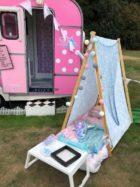 dollydaydreams indoor sleepover tents kid parties hull