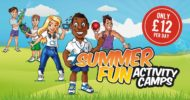 kids takeover summer holiday camps