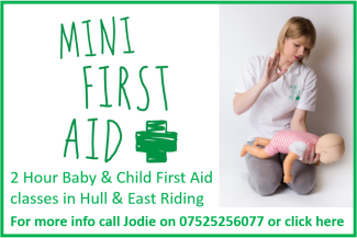 mini first aid hull east riding