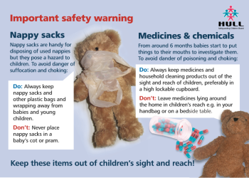 Hull Health Visitor child safety