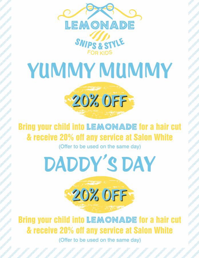 Childrens Haircuts At Lemonade Snips Style For Kids Hull And
