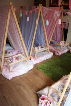 Sleepover Tents From Dolly Daydreams Hull And East
