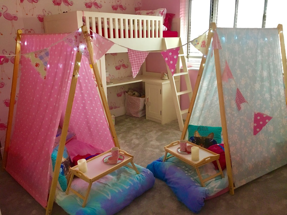 the best attitude 75be6 62b92 Sleepover Tents from Dolly Daydreams | Hull and East Riding ...