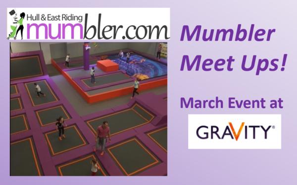 mumbler meet up march gravity
