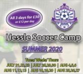 hessle soccer camp