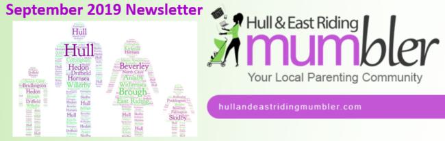 mumbler newsletter september 2019