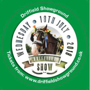 driffield show 2018