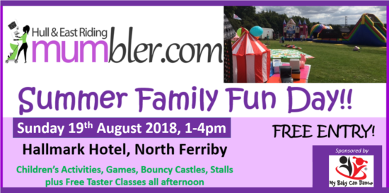 hull & east riding mumbler summer fun day