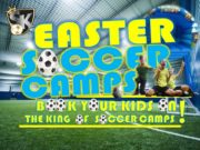 soccer kings holiday camps easter 2019