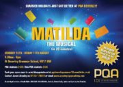 PQA matilda summer school