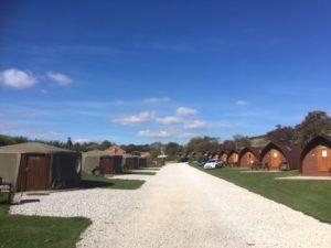 humble bee farm wigwam cabin yurts site pic