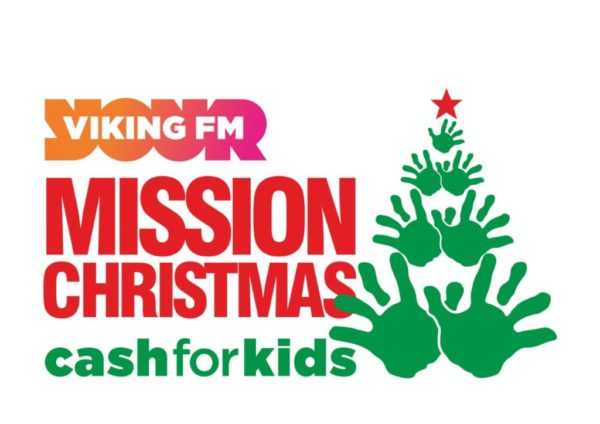 viking fms mission christmas, help a child in poverty in hull this year