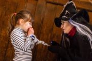 family activiteis and events at burton constable halloween 2019