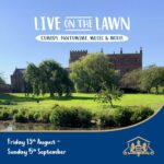 burton constable live on the lawn family shows