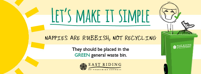 east riding council waste recycling