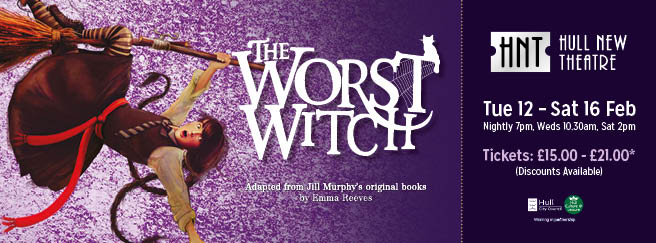worst witch at hull new theatre february 2019