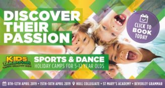 kids takeover school holiday camps hull east riding
