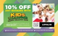 kids takeover voucher