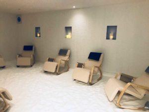 salt revive salt therapy room beverley