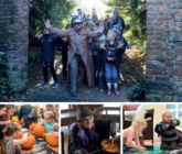 sewerby oct half term family halloween activities