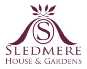 sledmere house and gardens driffield logo