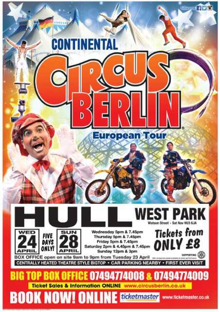 circus berlin hull