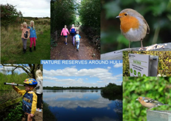 free days out hull nature reserves