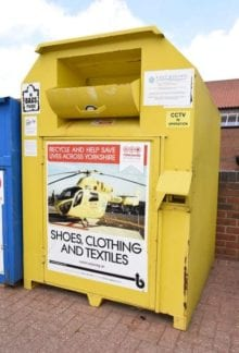 bring site clothing bank
