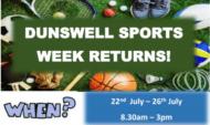 dunswell sports week 2019 f