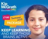 kip mcgrath summer learning 2019