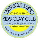 saramique kids clay club