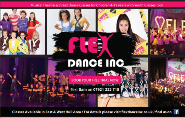 flex dance hull