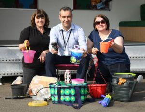 east riding of yorkshire council waste team recycling plastics