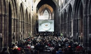 snowman with live orchestra beverley minster