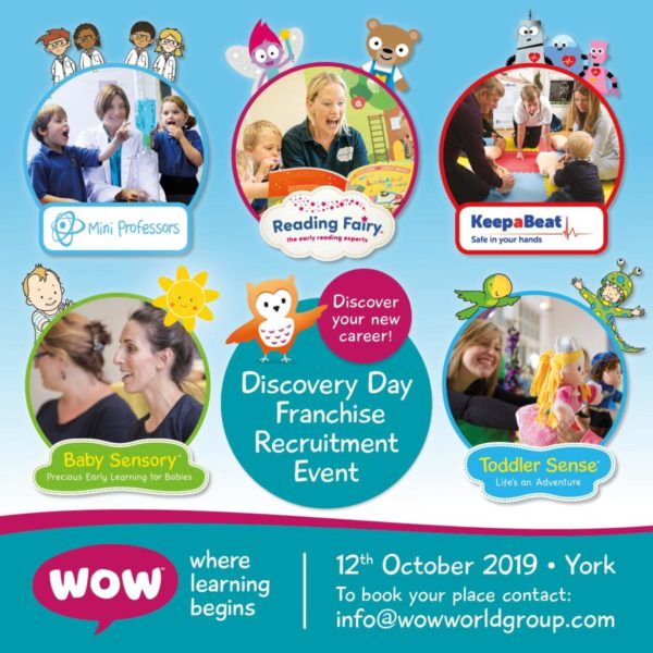 wow franchise open day york
