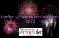 bonfires fireworks hull east riding 2020