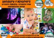 creative explorers baby playgroup in hessle