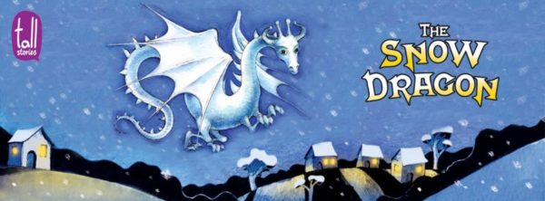 the snow dragon at hull truck theatre family show