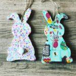 Splat Rascals Easter Decopatch