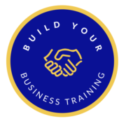 build your business training new logo