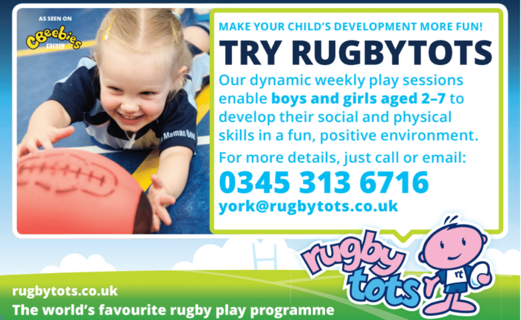 rugby tots hull east riding