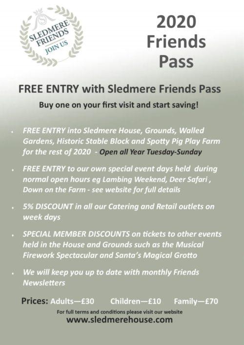 sledmere friends pass