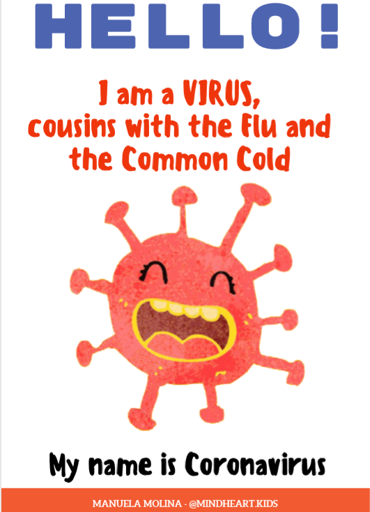 guide to coronavirus for kids