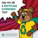 recycling heroes east riding council