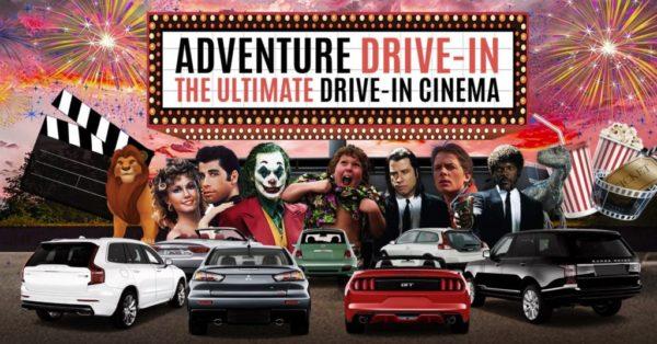 adventure drive in cinema