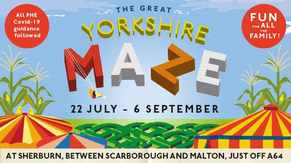 great yorkshire maze
