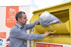 east riding council waste and recycling - recycle your textiles and clothes